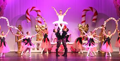 More Info for Anaheim Ballet presents Nutcracker