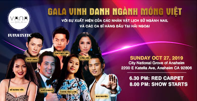 More Info for 2019 Vietnamese American Nail Association Gala