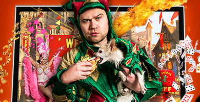 More Info for PIFF THE MAGIC DRAGON: LIVE FROM LAS VEGAS
