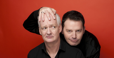 More Info for Colin Mochrie and Brad Sherwood: Scared Scriptless
