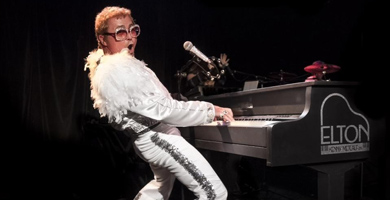 More Info for Kenny Metcalf as Elton and The Early Years Band