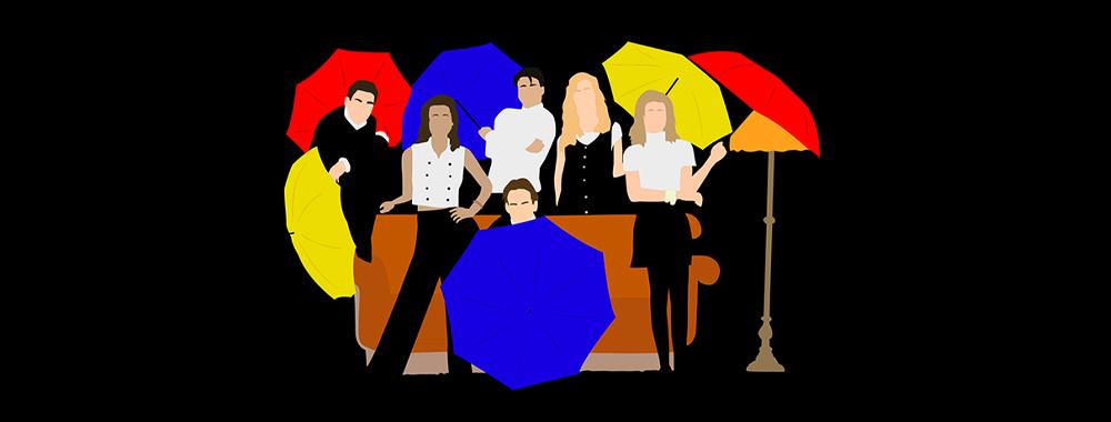 Friends – The Musical Parody