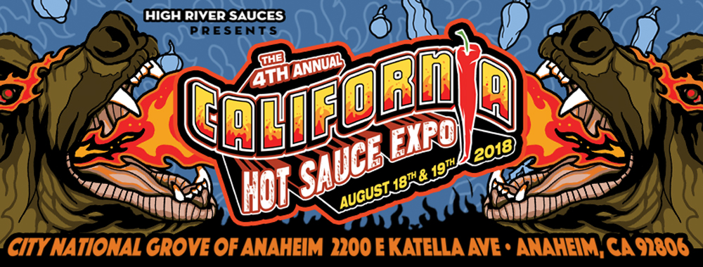The 4th Annual California Hot Sauce Expo
