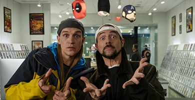 More Info for Jay and Silent Bob Reboot Roadshow with Jason Mewes and Kevin Smith