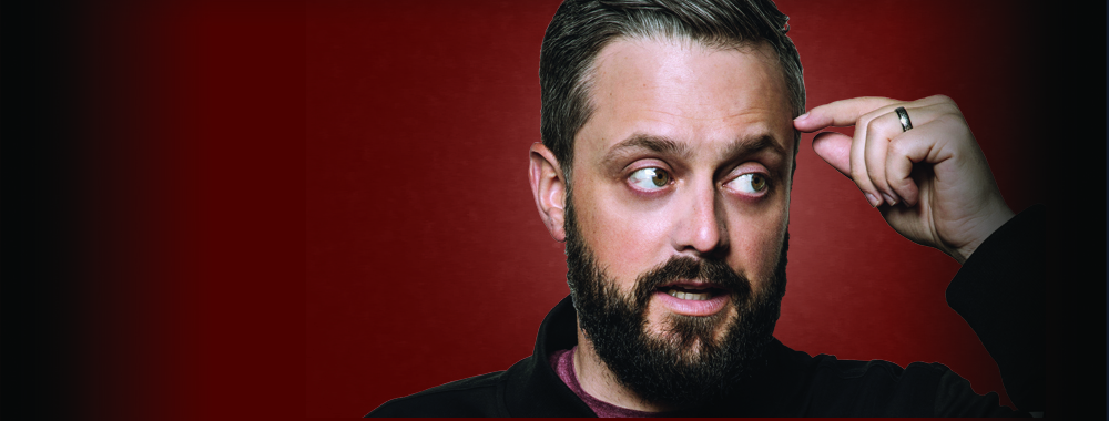 RESCHEDULED - Nate Bargatze: Good Problem to Have