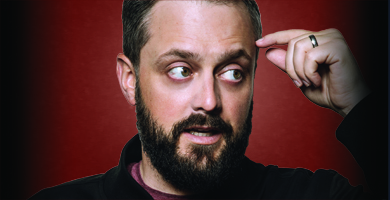More Info for Nate Bargatze: Good Problem to Have