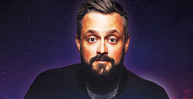 More Info for Drive-In OC: Nate Bargatze