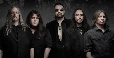More Info for RESCHEDULED - Symphony X