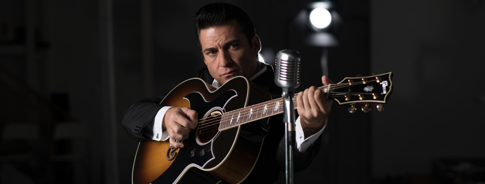 The Man in Black - A Tribute to Johnny Cash