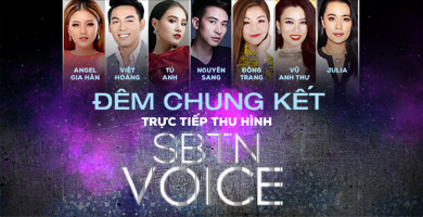 More Info for SBTN Voice Finale