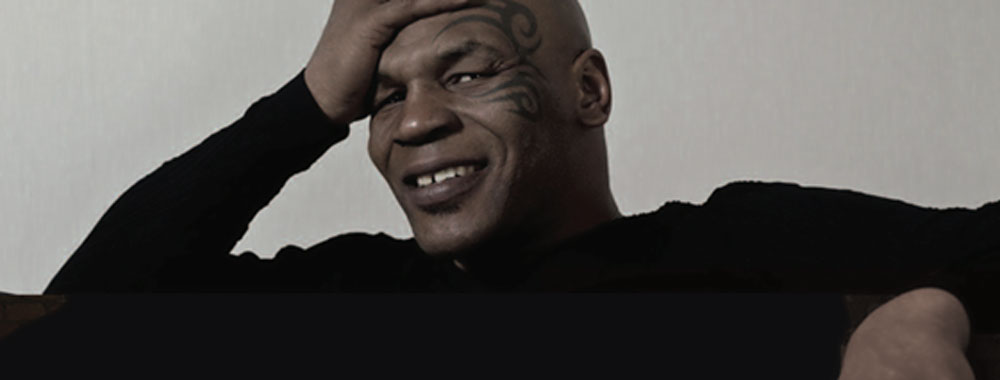 Mike Tyson Presents Comedy For a Cause