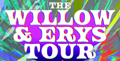 More Info for Jaden & Willow: The Willow & Erys Tour 2019